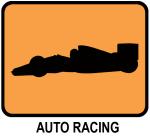 Auto Racing (orange)