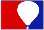 Major League Hot Air Balloon