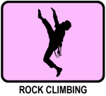 Rock Climbing (pink)