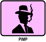 Pimp (pink)