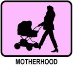 Motherhood (pink)