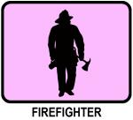 Firefighter (pink)