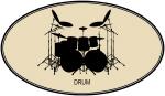 Drum (euro-brown)