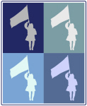 Color Guard (blue boxes)