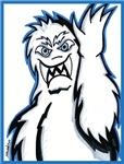 Abominable Snowman (Yeti)