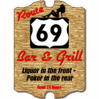 Route 69 Bar and Grill