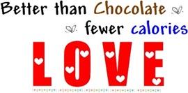 Love Better Than Chocolate