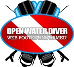Open Water (Web Footed & Armed)