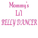 Mommy's Li'l Belly Dancer