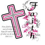 Faith with Cross