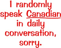 Random Canadian