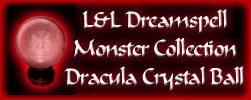 Monster - Dracula Crystal Ball