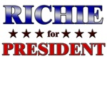 RICHIE for president