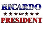 RICARDO for president