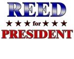 REED for president