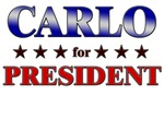 CARLO for president