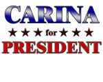 CARINA for president