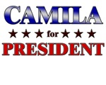 CAMILA for president