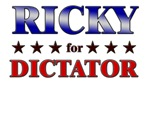 RICKY for dictator