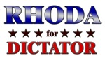 RHODA for dictator