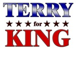 TERRY for king
