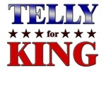 TELLY for king