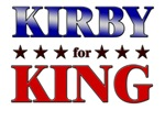 KIRBY for king