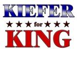 KIEFER for king