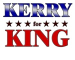 KERRY for king