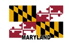 Flag of Maryland (labeled)