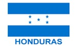 Flag of Honduras (labeled)