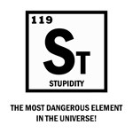 THE MOST DANGEROUS ELEMENT IN THE UNIVERSE!