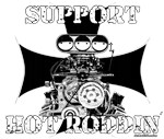 SUPPORT HOT RODDIN KULTURE!