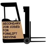 Secondary Job Coded 1