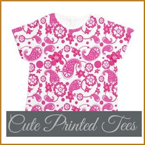 Cute All Over Print Tees