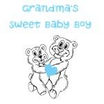 Grandma's Sweet Baby Boy