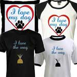 For the Love of Dog fun apparel and more