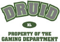Druid: Gaming Dept.