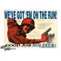 Battlefield 1942 Tshirts: We've got 'em on the run