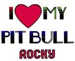 LOVE MY PITBULL (NAME)