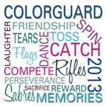 2013 Colorguard