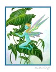 Fairy of the Goosefoot Plant