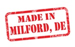MADE IN MILFORD, DE