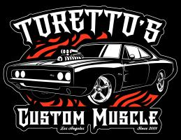 Toretto's Custom Muscle