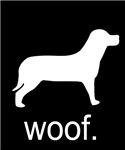Dog. Woof.