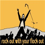 Rock Out with your Flock out