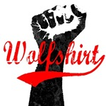 Power Wolfshirt
