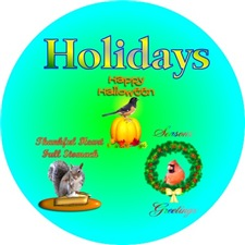 <b>HOLIDAYS AND SEASONS</b>
