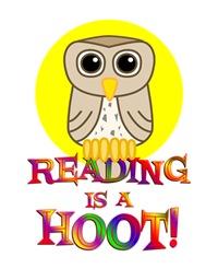<b>READING IS A HOOT</b>