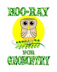 <b>HOO-RAY FOR GEOMETRY</b>